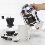 The R2-D2 Coffee Press Is The Coffee Press You're Looking For