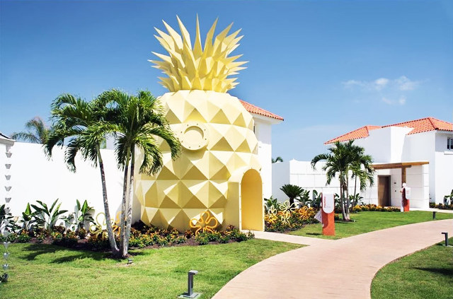 Now You Can Stay In Spongebob's Pineapple IRL!!!