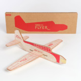 Balsa Wood Airplane Turbo Flyer
