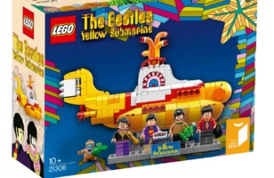 The LEGO Yellow Submarine & More Incredible Links