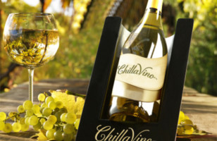 GIVEAWAY: ChillaVino Keeps Your Wine Chilled & On Display
