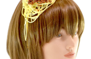Fake Food Accessories For Your Hair, Because Japan