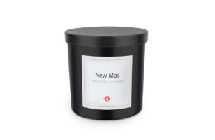 The New Mac Candle Smells Like A Freshly Opened Apple Product