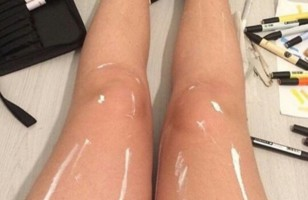 The Shiny Legs Or Painted Legs Debate & More Incredible Links