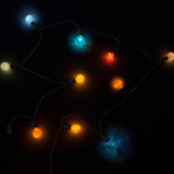 Planetary String Lights