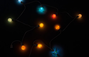 Every Space Lover Will Want These Solar System String Lights