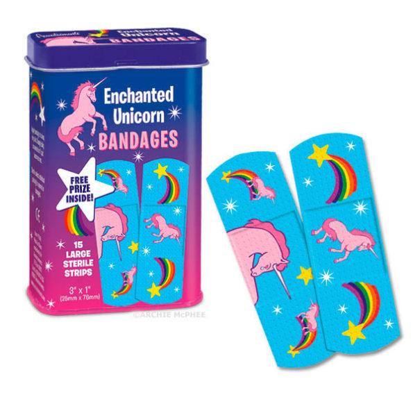 unicorn-bandages