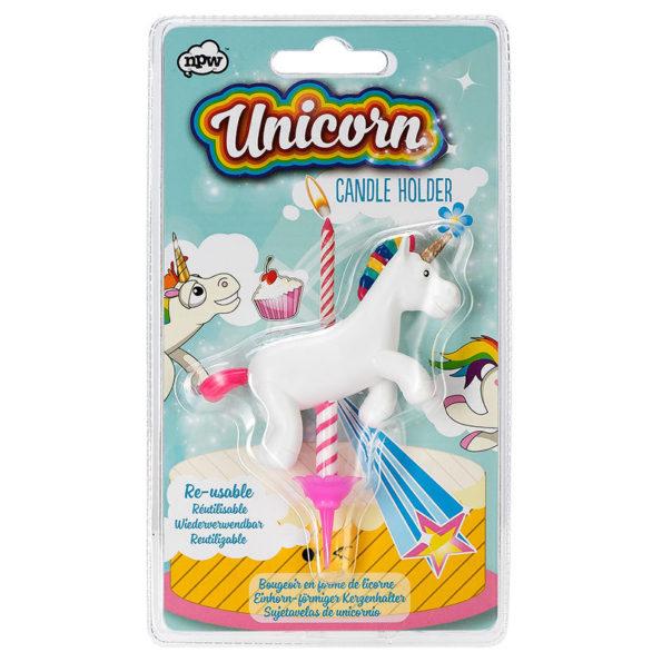 unicorn-candle-holder