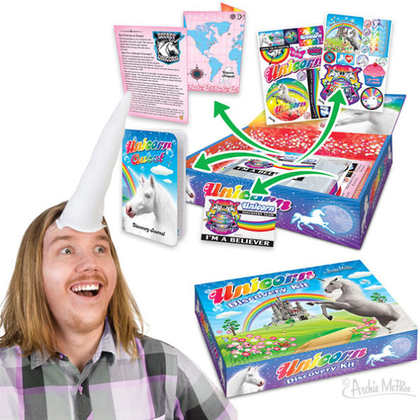 unicorn-discovery-kit
