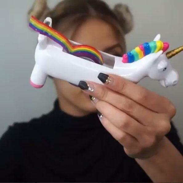 unicorn-tape-dispenser