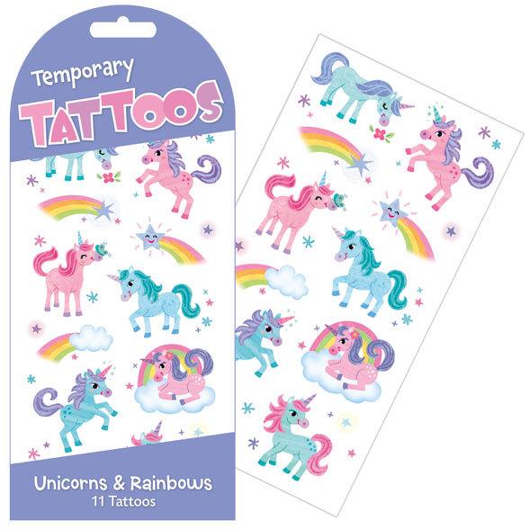 unicorn-tattoos