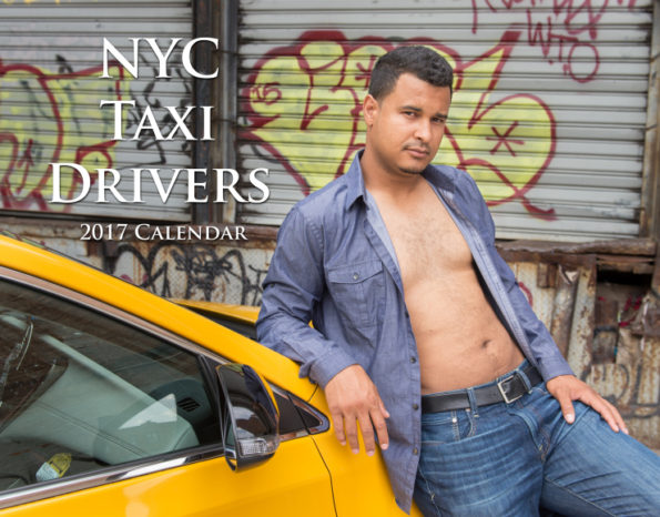 Yow Yow! The 2017 NYC Taxi Drivers Calendar Is Back