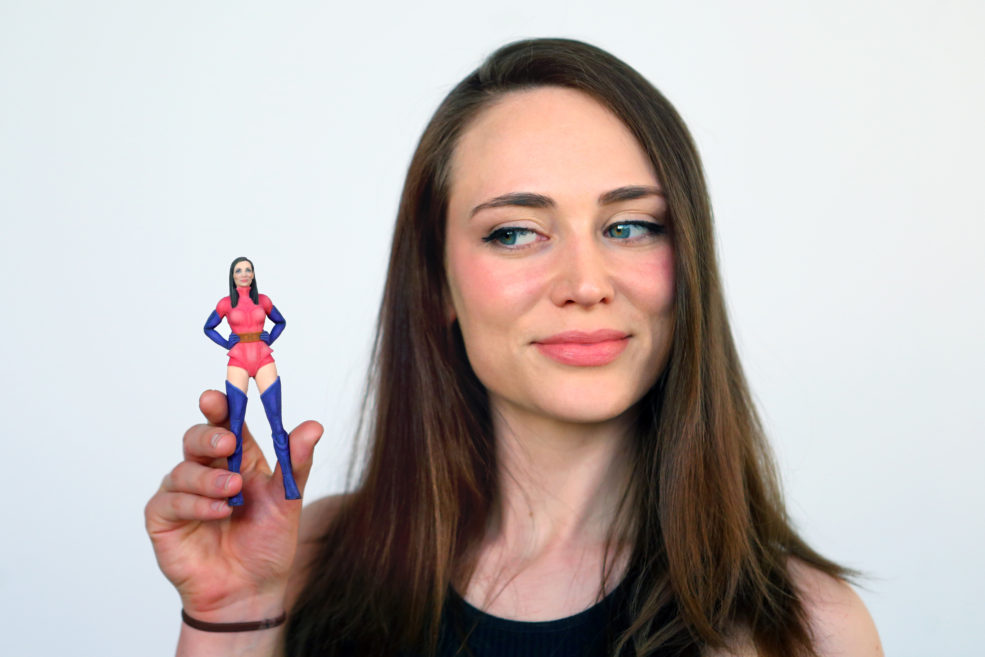 Now You Can Turn Yourself Into A 3D Printed Action Figure!