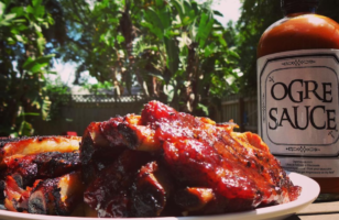 Ogre Sauce – Craft BBQ Sauce on Kickstarter