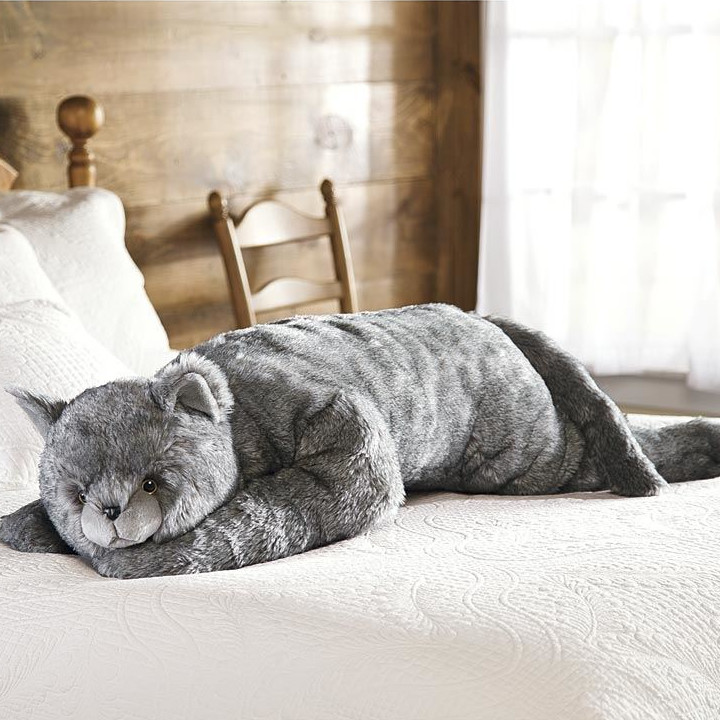 This Bear Body Pillow Is The Coziest Body Pillow There Ever Was