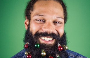 Beard Ornaments Is A Real Things That Exists Now, Okay???