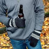 Beer Koozy Mittens