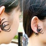 Beetle Earring