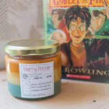 Candles Inspired By Books