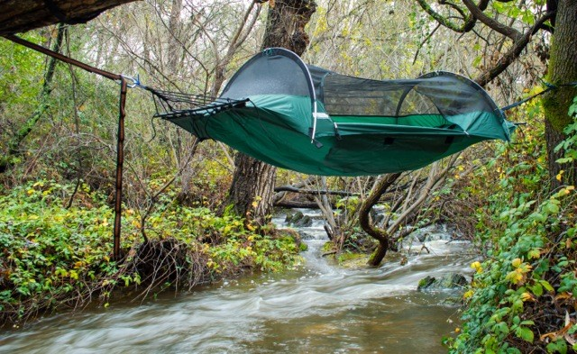 giveaway  the coolest tent hammock in the world   rh   incrediblethings