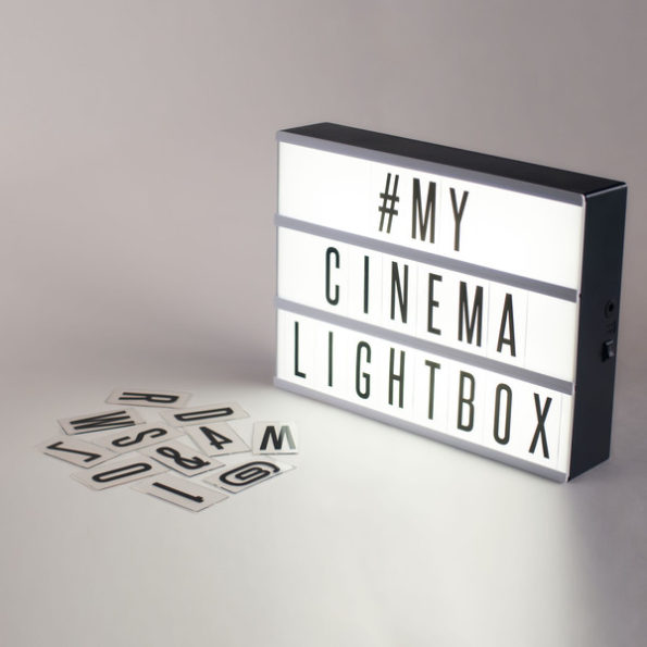 my-cinema-light-box-letters