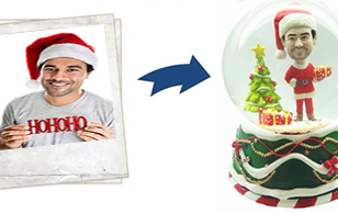 CUSTOM Snow Globes? Yes! YOU!