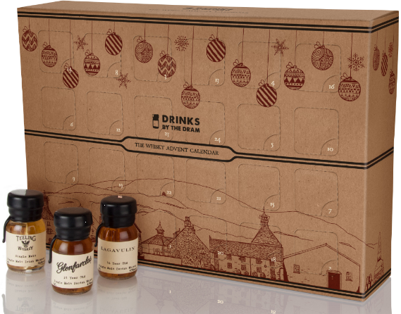 Count Down To Christmas With A Boozy Advent Calendar