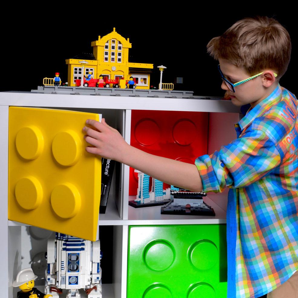Lego kinderzimmer gestalten