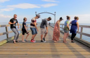 Watch A Guy Do The Same Dance With 100 Different People