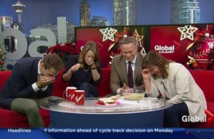 You Gotta See This News Team Lose It Over Bad Artichoke Dip