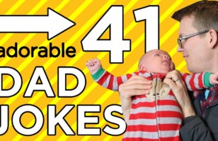 41 Dad Jokes In 4 Minutes Will Make You Groan Hardcore