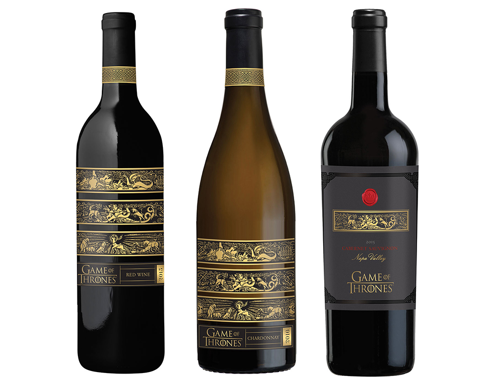 Brace Yourselves, Game Of Thrones Wine Is Coming