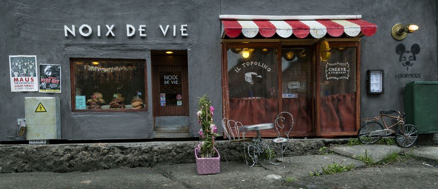 Tiny Shops For Mice Are Popping Up In Sweden