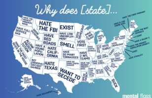 What Does Google Autocomplete Say About Your State?