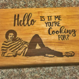 Lionel Richie Cutting Board