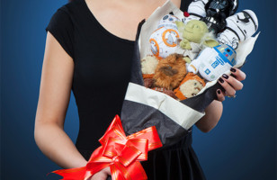 This Is The Star Wars Bouquet You're Looking For