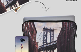 GIVEAWAY: Customizable Cases For Your Phone, Laptop Or Tablet