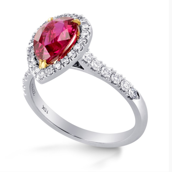The Stone In The Ring May Signify Your Desires…