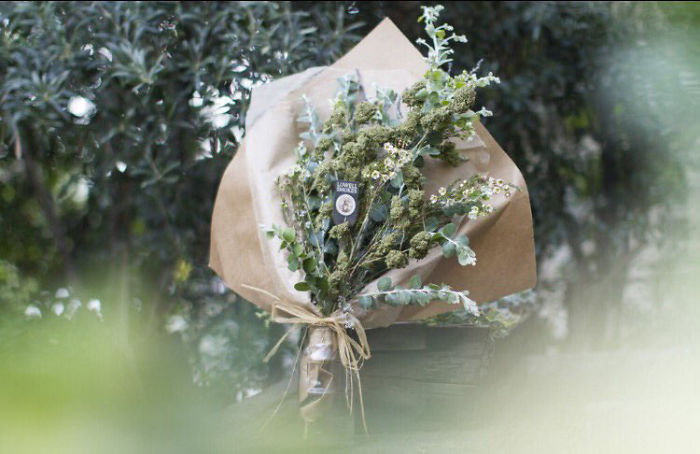 A Marijuana Bouquet, For When Regular Flowers Won't Do