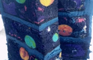 This Space Cake Is A Dream Come True For Space And Cake Lovers