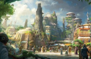 Star Wars Land Is Opening At Disney World In 2019