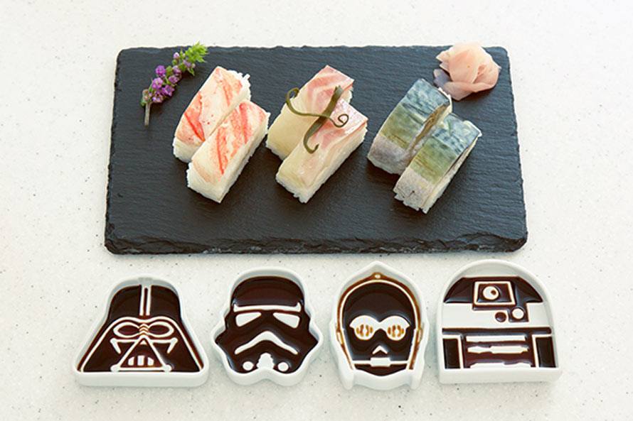 These Are The Star Wars Soy Sauce Dishes You're Looking For