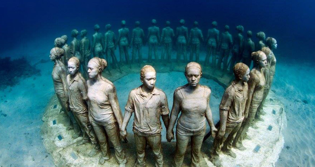 Must-See Images From Europe's First Underwater Museum