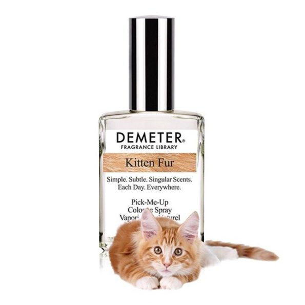 Smell Like A Kitty With This New Kitten Fur Perfume
