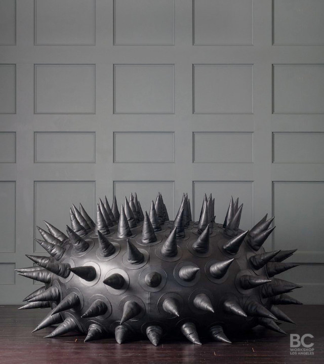 Is It Me Or Does This Spiky Bean Bag Chair Look Uncomfortable?