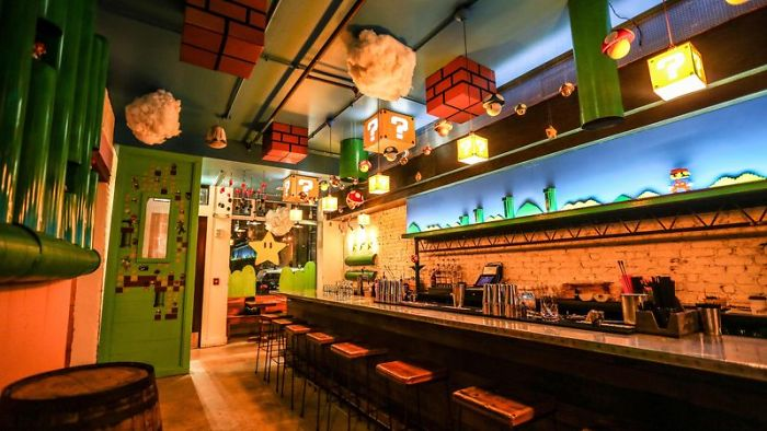 A Mario Themed Bar Just Opened Up & More Incredible Links