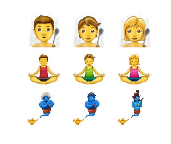The Latest New Emojis Includes Wizards, Mermaids & More