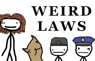 Check These Totally Weird Laws From Around The World