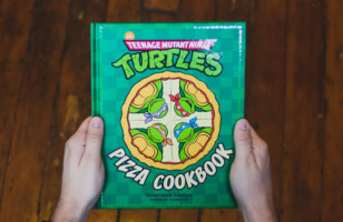 A Teenage Mutant Ninja Turtles Pizza Cookbook Is Coming!