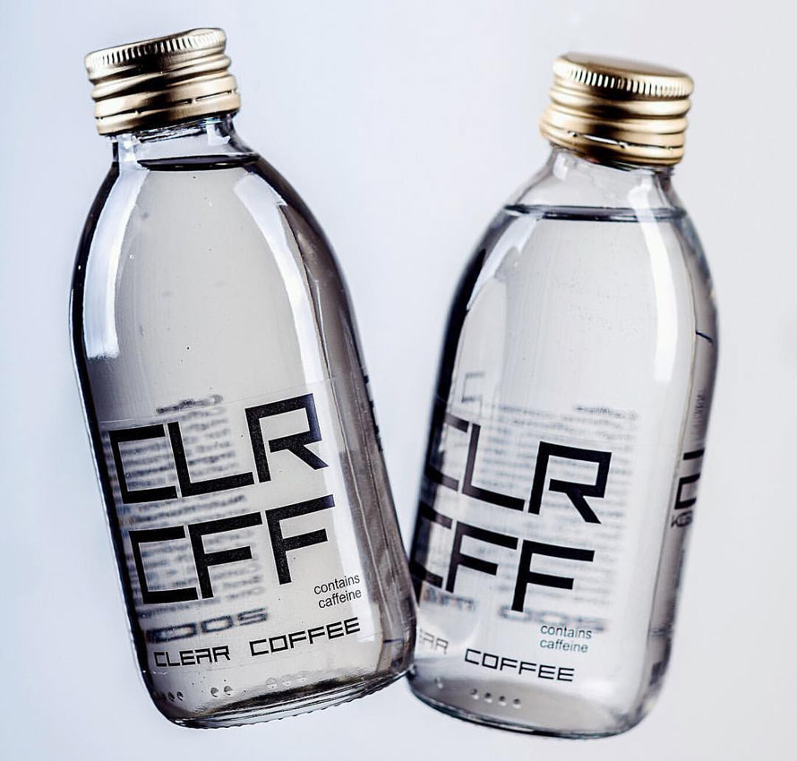 One Company Is Selling Clear Coffee For Some Reason